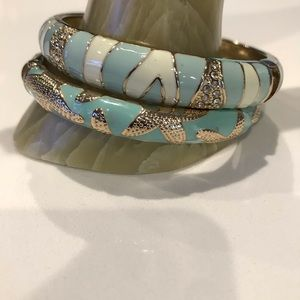Jewelry - Silver Tone Bracelet | One for $10 or both for $15